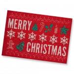 Christmas Doormat B, £14.99