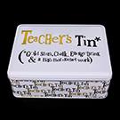 Teacher's Tin
