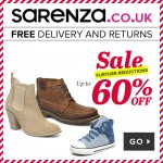 sarenza shoe sale