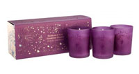 Dandelion Dreams Votive Scented Candles