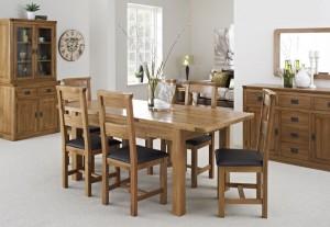 oak room set