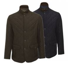 Barbour Lutz Jackets