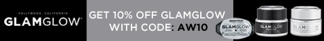 GLAMGLOW Banner 10% off