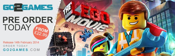 LEGO THE MOVIE copy