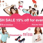 Melshoes Flash Sale