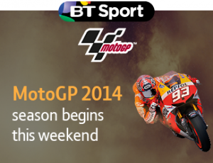 BT Sport MotoGP
