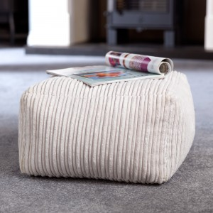 Footstool bean bag