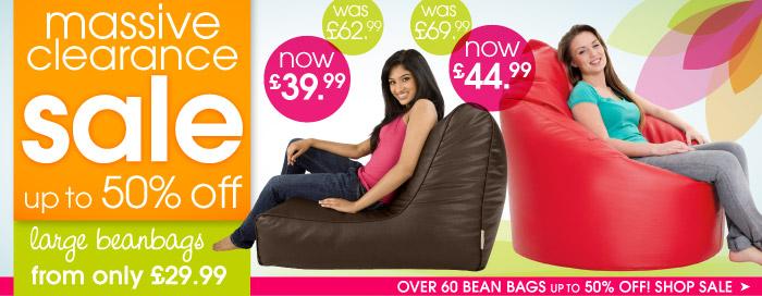 Bean bag Sale