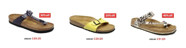 Birkenstock sale shoes