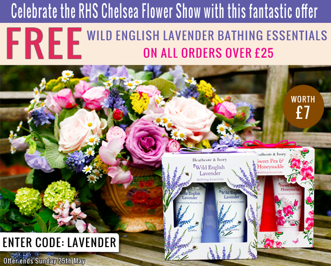 Chelsea Flower Show Offer