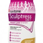 Maxitone Sculptress Diet Shake