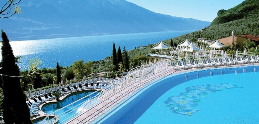 Hotel San Pietro, Limone, Lake Garda, Italy