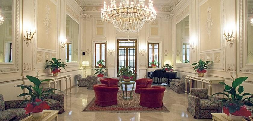 Grand Hotel Plaza, Montecatini, Tuscany, Italy