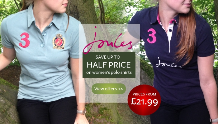 Out of the City - Joules Polo Offer