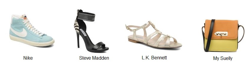 Sarenza summer shoe sale selection