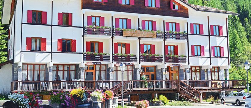 Chalet Hotel Valverde Gressoney