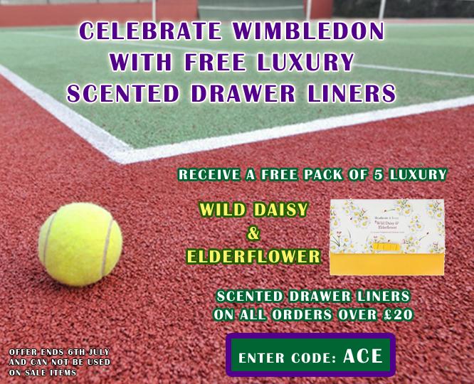 Wimbledon Free Gift - Heathcote & Ivory