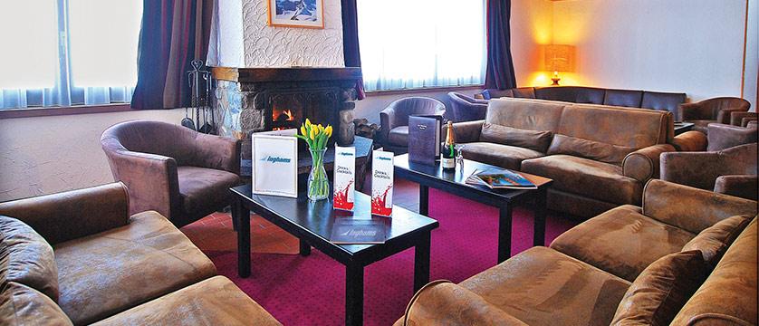 Chalet Hotel Ambassador, Saas Fee