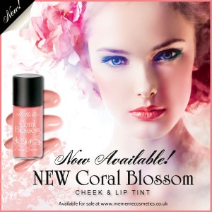 Coral Blossom Launched!