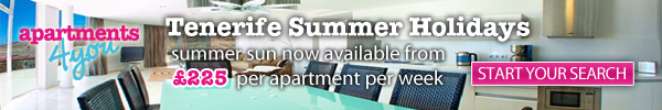 Tenerife Deals on Apartments4you