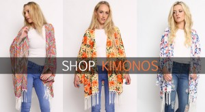kimono slider