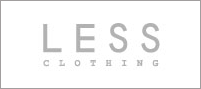 less_clothing