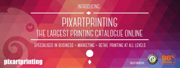 Pixartprinting Services