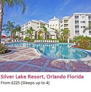 Photograph of Silver Lake resort
