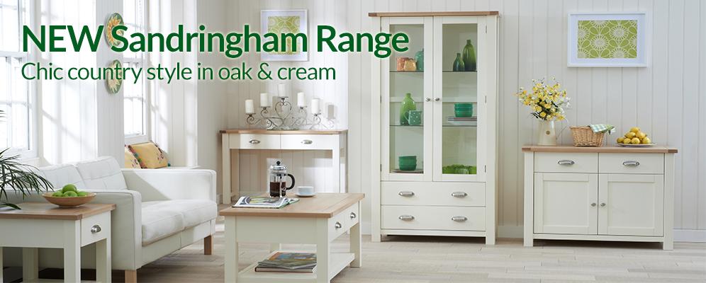 homepage slider Sandringham range