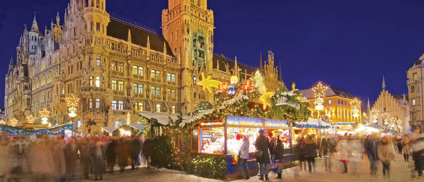 Visit Christmas Market in Munich with Inghams
