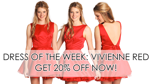 Dress of the week - Vivienne