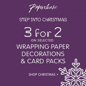 Paperchase Christmas 3for2