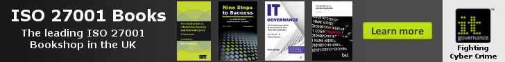 ISO 27001 Books - Learn More