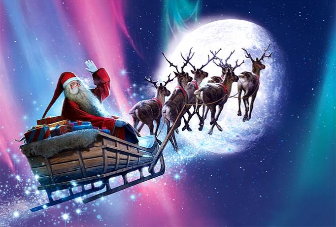 Visit Lapland this Christmas with Santa's Lapland!