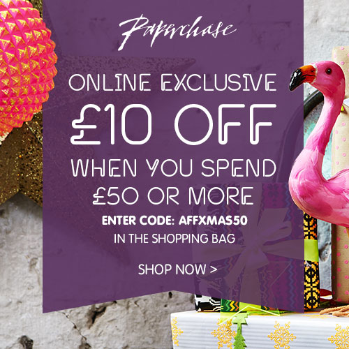 Paperchase Christmas Offer