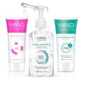Hand Chemistry. 20GBP/20USD/20CAD