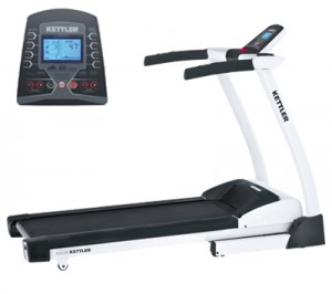 Kettler Pacer Treadmill at Podium 4 Sport