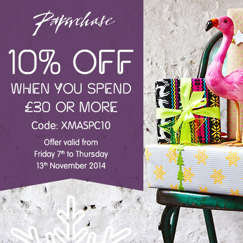 Paperchase Affiliate Promotion