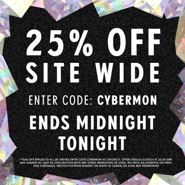25-cybermonday