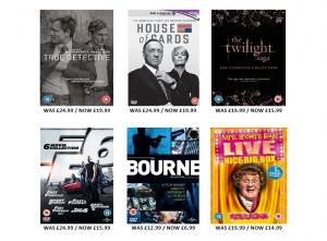 DVD Boxset Sale