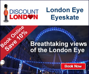 Save 10% London Eye Eyeskate this Christmas