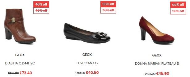 Geox sale