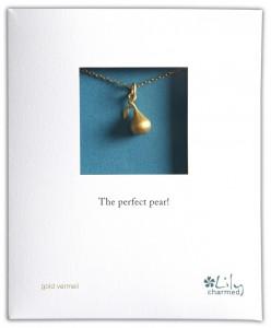 Gold Pear BG12PR