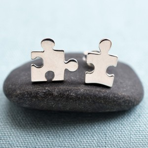 SESJZMP Silver Jigsaw Stud Earrings 900X900 2