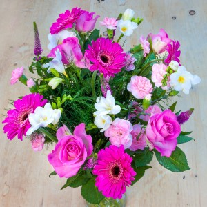 """Bright and Beautiful Bouquet with 10% Off using code """"MUM"""""""