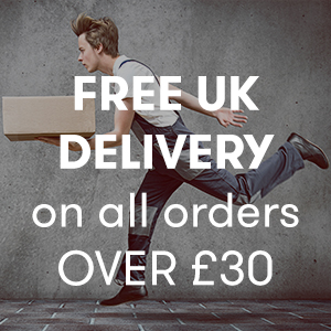Freego Free UK Delivery Over £30