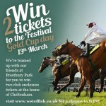 Win Gold Cup Tickets