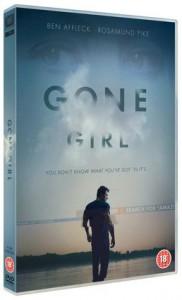 gone girl dvd