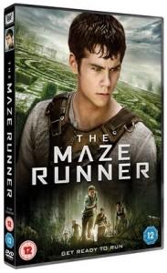 maze runner dvd