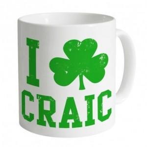 I Love Craic Mug